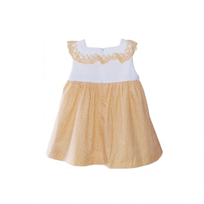 Caramel Girl Dress
