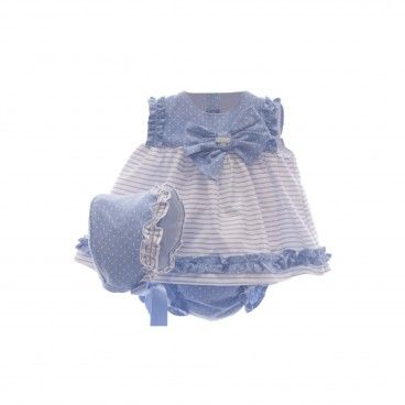 Baby Girl 3 Piece Shorts Set