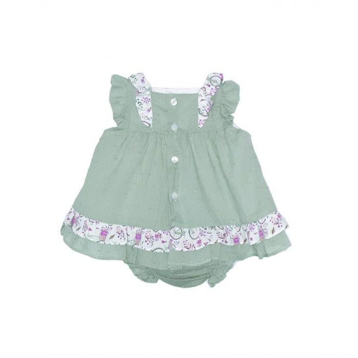 Gren Baby Girl 3 Piece Shorts Set