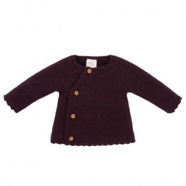 Baby Knitted Sweater Prairie
