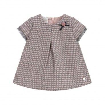 Vestido Chanel Bebé