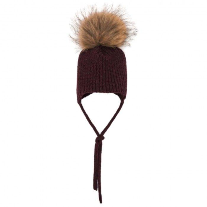 Paz Pom-Pom Hat Prairie