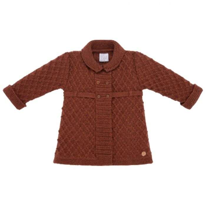 Paz Autumn Knitted Coat