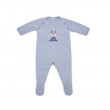 Babygrow Paz Azul
