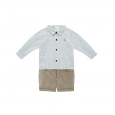 Conjunto Menino - Camisa & Calção