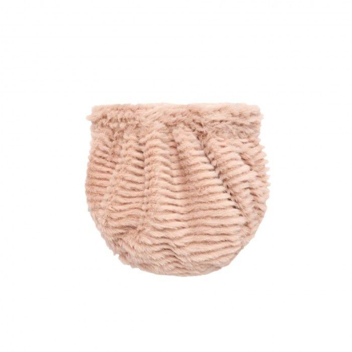 Paz Baby Girls Fur Shorts