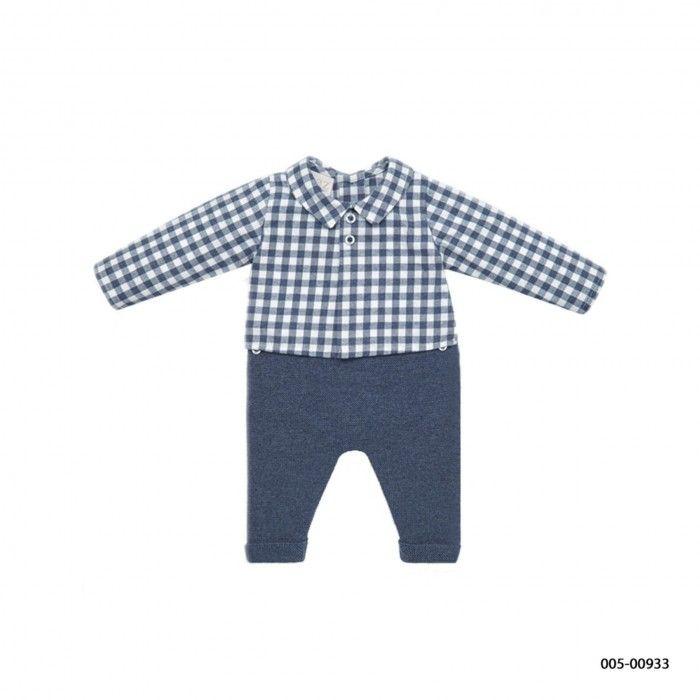 Babygrow Menino Combinado