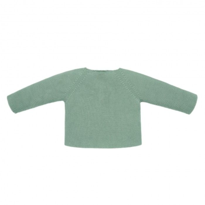 Baby Mint Green Knitted Cardigan