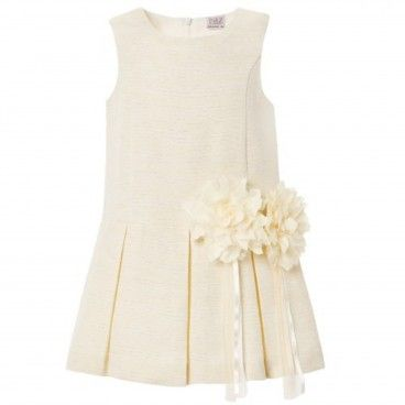 Paz White Ceremony Dress