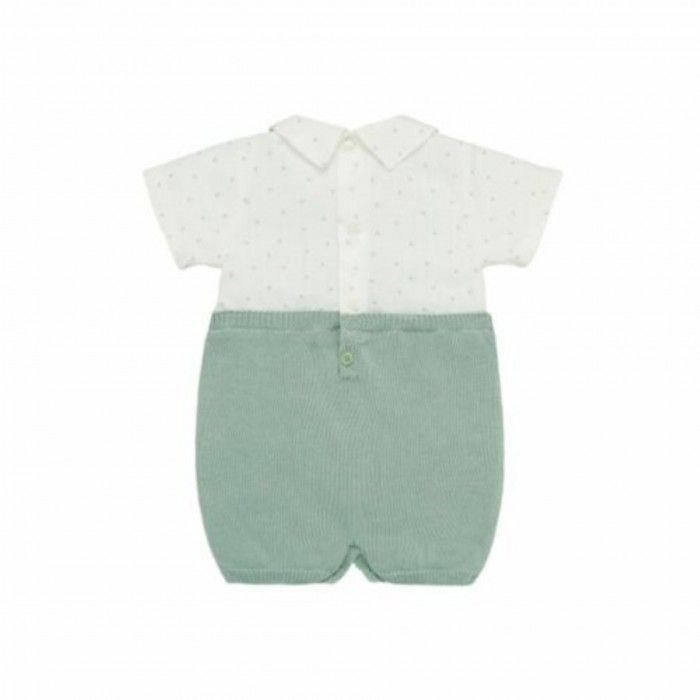 Fofo Bebé Verde Menta