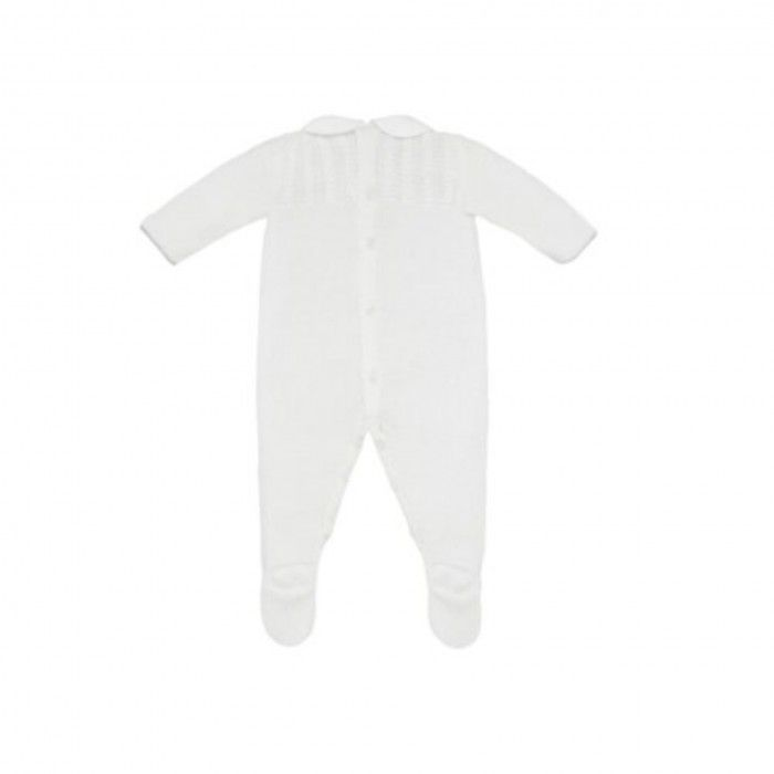 Babygrow Bebé Branco