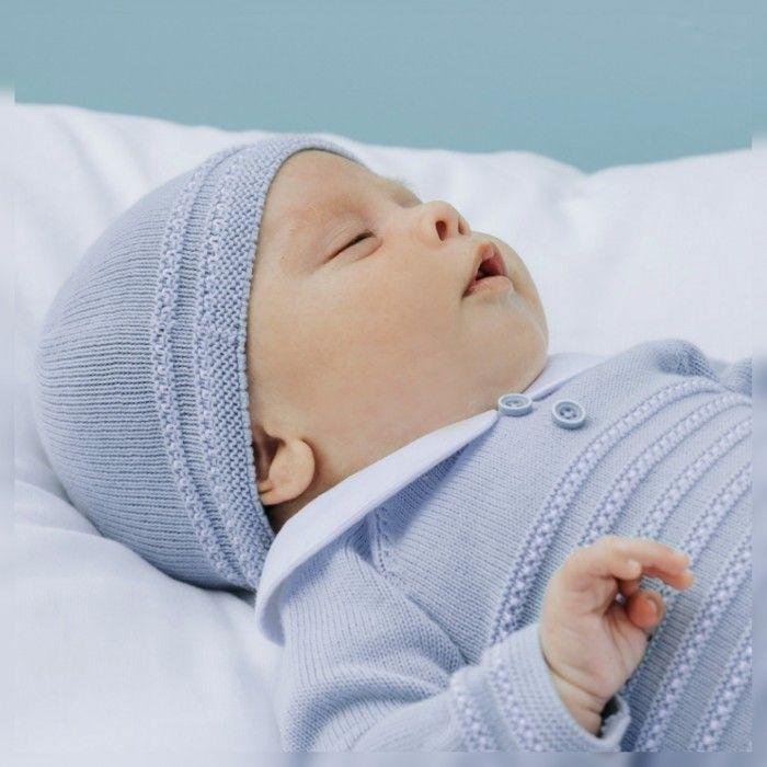 Gorro Bebé Paz