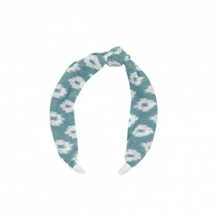 Girls Green Headband