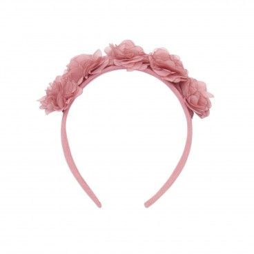 Coral Pink Headband