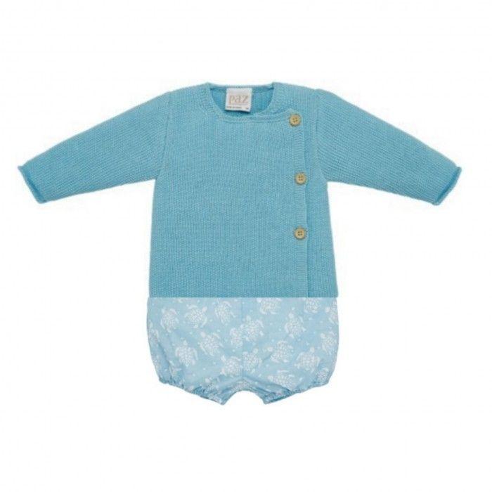Baby Set Shorts Set