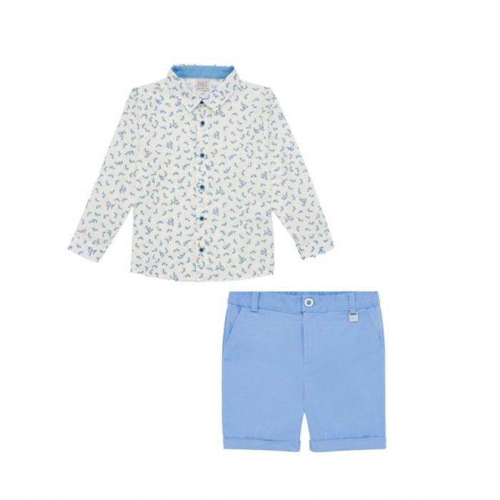 Conjunto Paz Camisa & Calção