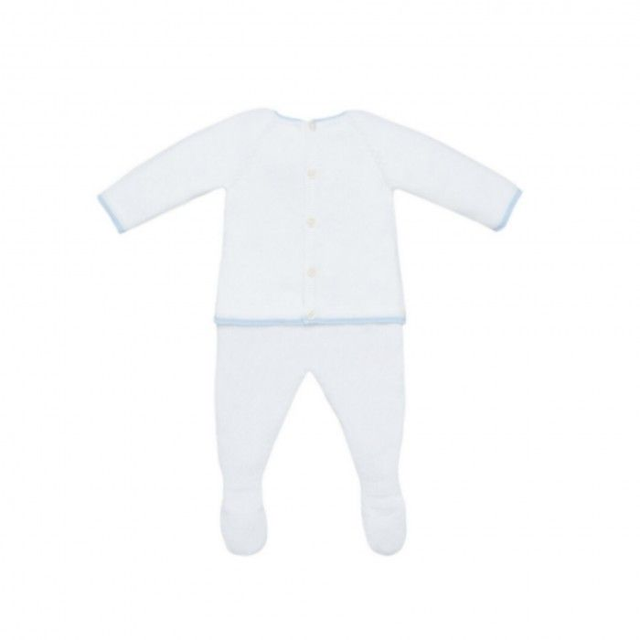Babyborn White & Chalk Blue 3 Piece Set