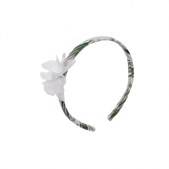 Headband Olive Green