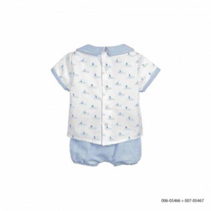 Conjunto Camisa e Calção Regata