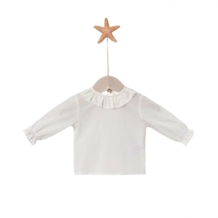 Camisa Bebé  Concha
