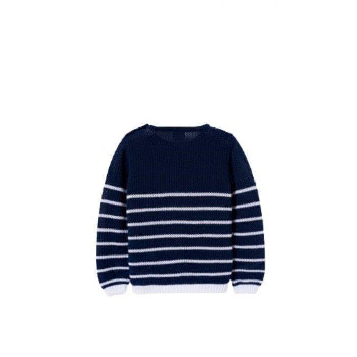 Pullover Riscas