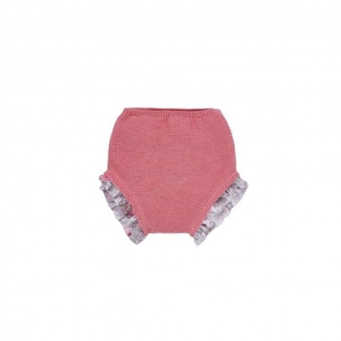 Conjunto Menina - Camisa e Tapa Fralda
