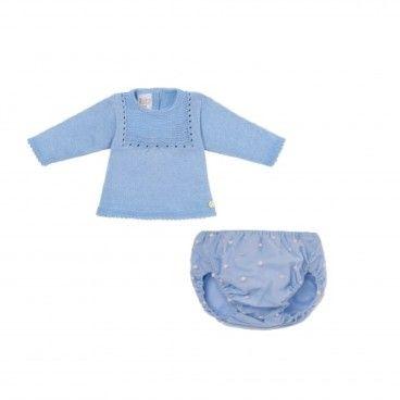Blue Baby Set Calima