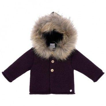 Paz Knitted Jacket Prairie