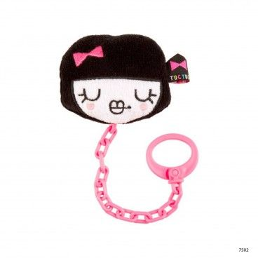 People Girl Soother Chain