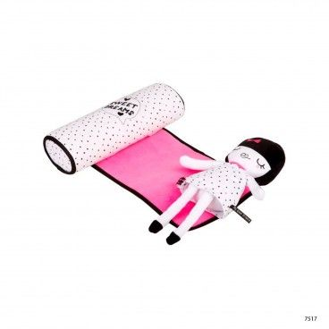 People Girls Anti-Rollover Cushion