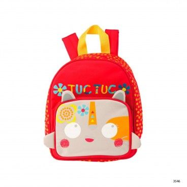 African Routes Girl Nursery School Backpack