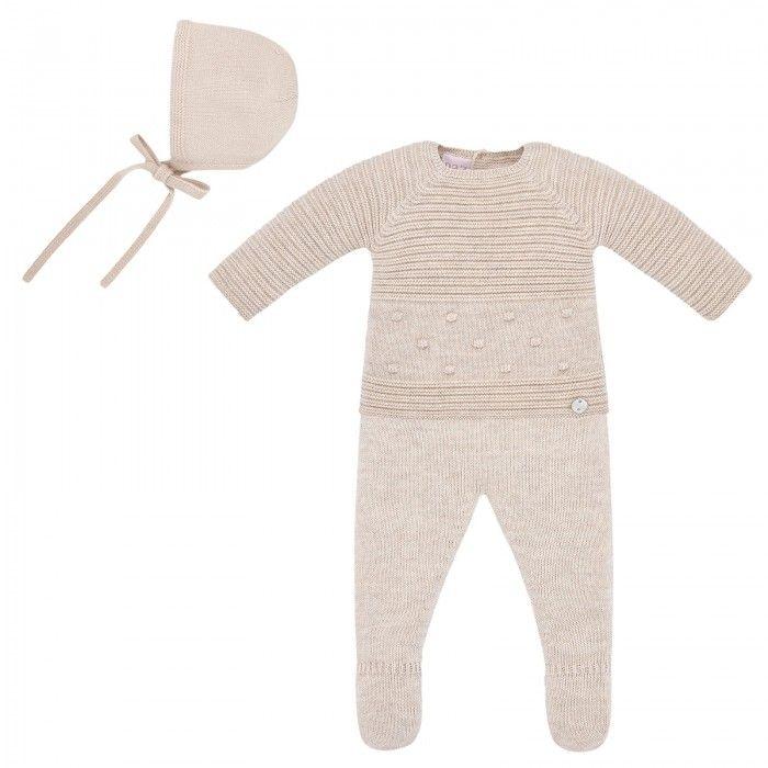 Newborn Light Brown Set