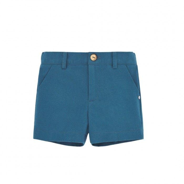 Boys Artic Blue Shorts