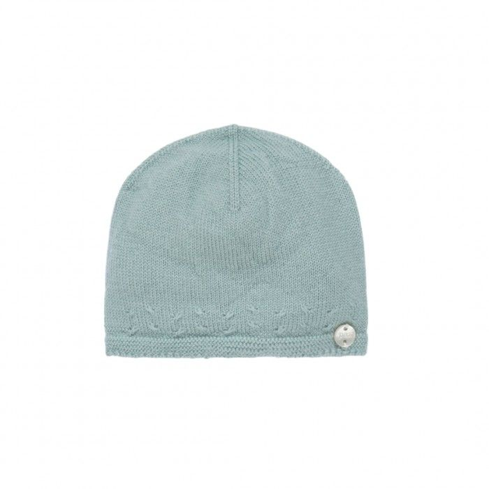 Sage Green Knitted Hat