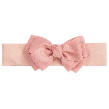Baby Headband Blush Pink