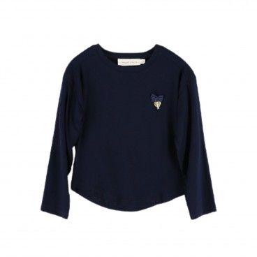 Navy Wings Sweatshirt