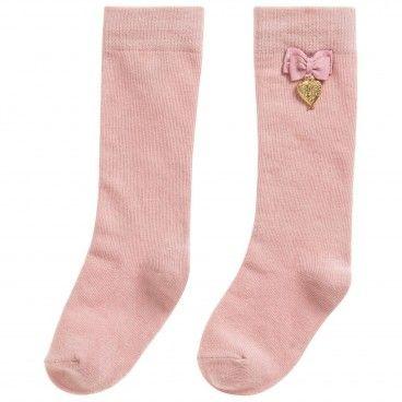 Vintage Rose Charming Socks